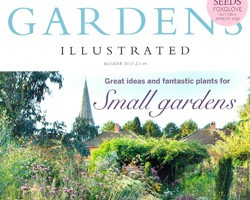 Gardens Illustrated 2012